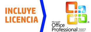 Licencia Office 2007