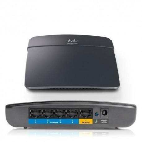 Linksys E900N  Wireless-N Router