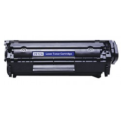 Toner Alternativo 12A Q2612A Hp