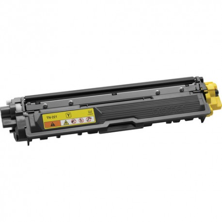 Toner Alternativo TN 221 Amarillo