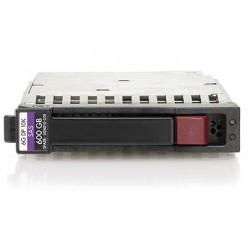 Disco duro SAS Enterprise HP 600GB 6Gbps 10.000rpm SFF 2.5""