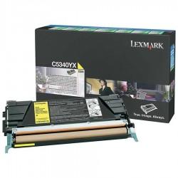 Toner C5340YX Yellow Lexmark