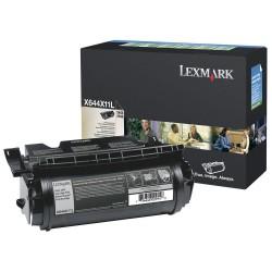Toner X64411L Negro Lexmark