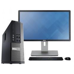 Dell Optiplex 3010 SFF + Monitor 20 Pulgadas PIVOT