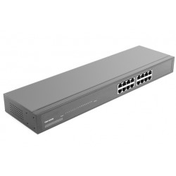Switch de 16 puertos Fast Ethernet TEH1600M