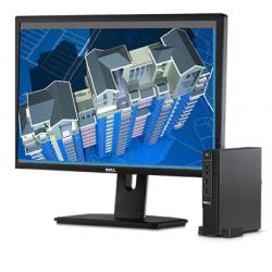 Dell Optiplex 9020 Micro + Monitor 23 Pulgadas PIVOT