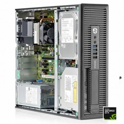 Hp EliteDesk 800 G1 i7-4790 8GB/1TB + Nvidia Geoforce GT-710
