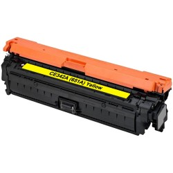 Toner Alternativo Hp 651A CE342A Amarillo